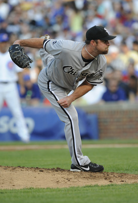 John Danks only made nine starts in the 2012 season.