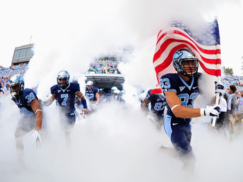 With a fog over the future of the ACC North Carolina might be planning an exit strategy.
