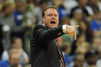 Bill Self has Big Ten coaching experience from his years at Illinois.