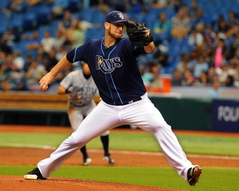 Niemann is one of many back of the rotation innings eaters on the Rays' roster.