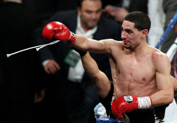 @DannySwift is one of boxings newest stars.