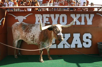 Texas is the big fish that all  the conferences will fight over.