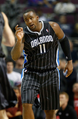 Unfortunately for the Magic, Glen Davis is a major part of their offense.