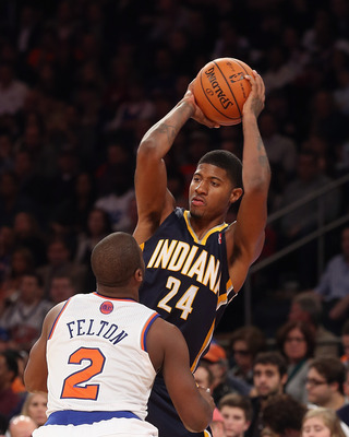 The jury is out on whether Paul George is ready to be the guy in Indiana.