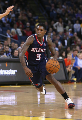 Lou Williams is just one bright spot on the surprisingly efficient Atlanta Hawks.