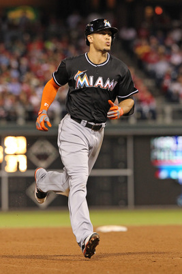 No matter what the Marlins say, try and trade for Giancarlo Stanton.