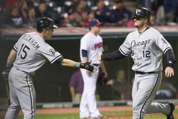 Pierzynski (right) is the classic player you hate, unless he's on your team.