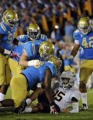 Datone Jones (56) has been a force for UCLA
