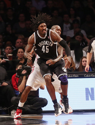 Gerald Wallace brings intense perimeter defense to the Nets