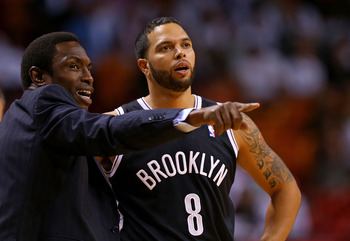 Deron Williams and Avery Johnson provide experience and leadership for Brooklyn