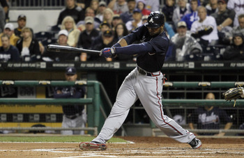 Jason Heyward could hit 40 homers in 2013.
