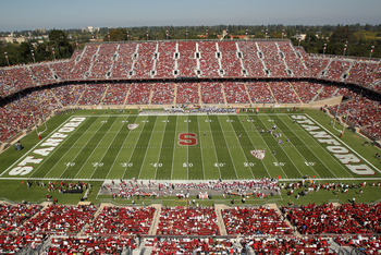 Stanford sneaks by San Jose St. in 2012 season opener.