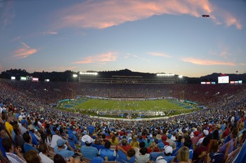 UCLA beats Nebraska in Sept. at the Rose Bowl, hoping to do the same in Jan.
