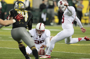 Stanford shocked the football world with OT upset of No. 1 Oregon.