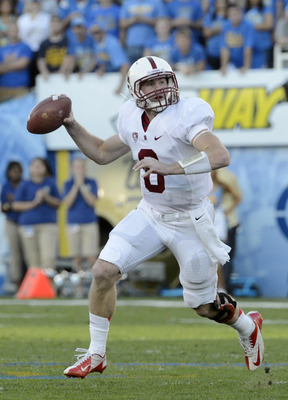 Stanford QB Kevin Hogan led Stanford to victory over UCLA in their first meeting this year.