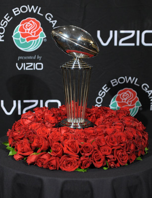 Rose Bowl, the grandaddy of them all.
