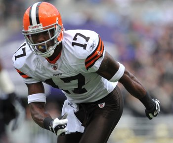 Braylon Edwards 3rd overall and Brown pants, what were we thinking?!?!?!