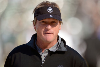 Jon Gruden has been rumored to be the new head coach for the Eagles.
