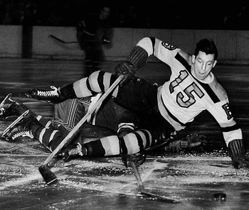 Milt Schmidt - Bruce Bennett Studios/Getty Images