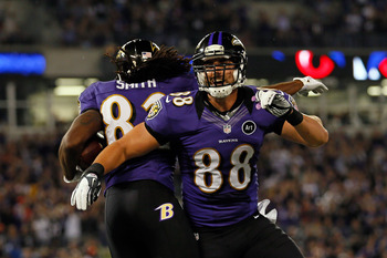 Dennis Pitta will get lots of chances to put up some pretty good numbers for fantasy owners.
