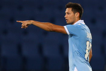 Zarate is unwanted at Lazio and could move on in January