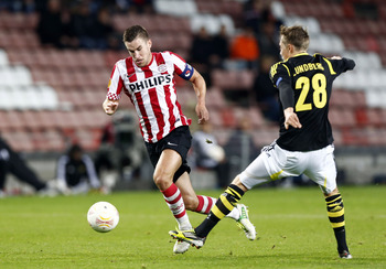 Strootman is ready to move on from PSV