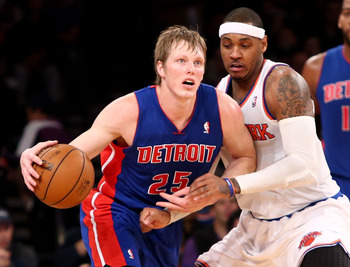 Kyle Singler is an early bright spot for a bad Pistons team.
