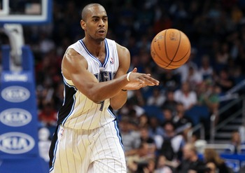 Arron Afflalo isn't enough in Orlando.