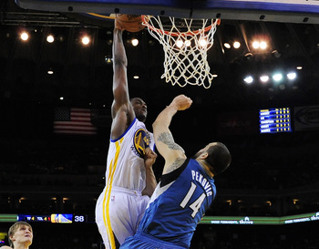 This dunk by Harrison Barnes woke up the league regarding the Warriors.