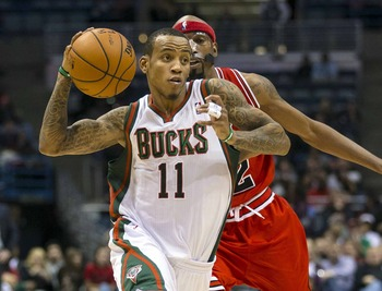 Monta Ellis and Brandon Jennings offer an impressive backcourt, but that's about it.