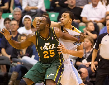 Al Jefferson is part of a Utah power package.