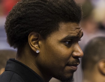 Andrew Bynum will hold the future in Philadelphia.