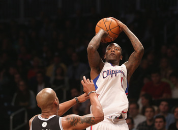 Jamal Crawford must keep scoring for the Los Angeles Clippers to keep moving forward.