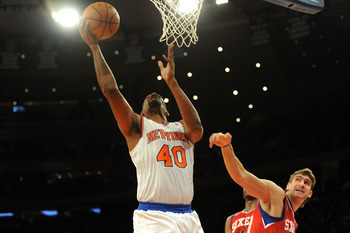 Thomas has provided little-to-no advantages to the Knicks so far.