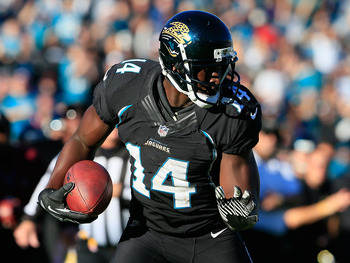 Justin Blackmon is poised to break out and make a huge impact at the end of the season.