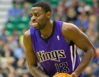 Tyreke Evans's recent surge won't be enough in Sacramento.
