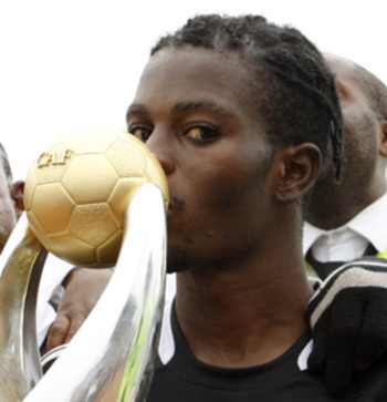 Photo Credit: MTN Football, http://www.mtnfootball.com/content/Tresor-Mputu-celebratesWL.jpg