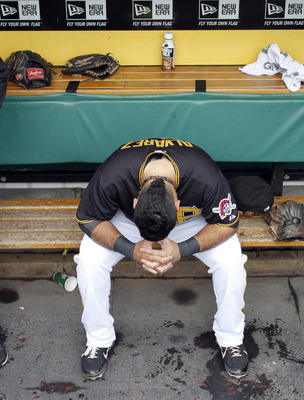 The demise of the 2012 Pirates was heartbreaking, especially for Pedro Alvarez.