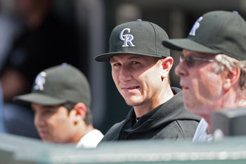 The Rockies will be grateful to have Tulowitzki back at full strength in 2013.