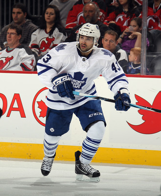 The Leafs drafted Nazem Kadri 7th overall in 2009.
