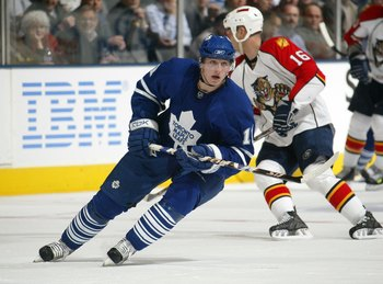 The Leafs drafted Jiri Tlusty 13th overall in 2006.