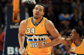 Denver Nuggets' JaVale McGee