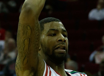 Marcus Morris came in and gave the Rockets just what they needed.