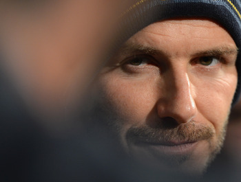 Is Beckham another headwind for U.S. Soccer's intentions?