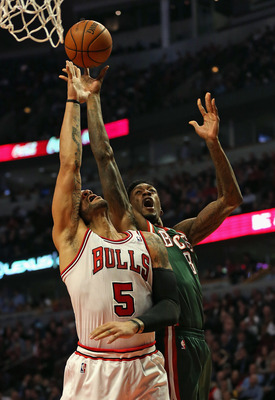 The Bulls can't rely on a usually weak Eastern Conference this year.