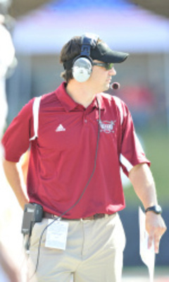 A coach with heart and determination, Neal Brown looks to be a person to put the Golden Eagles back on the map.