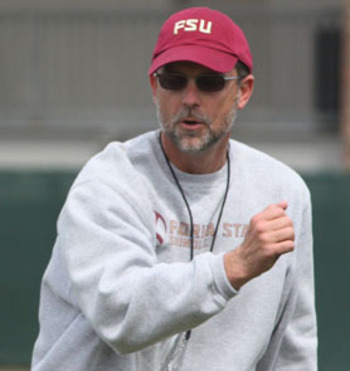 Florida State's Eddie Gran made the list of possible coaches to wear black and gold next season.