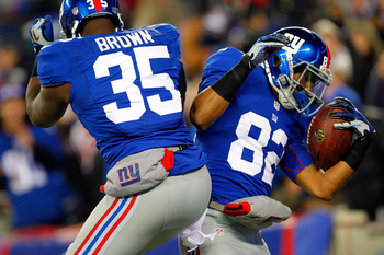 Eli Manning has a plethora of options beyond Victor Cruz and Hakeem Nicks