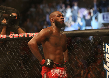 Jon Jones vs. Dan Henderson never happened due to a training injury, and it sunk a whole event.