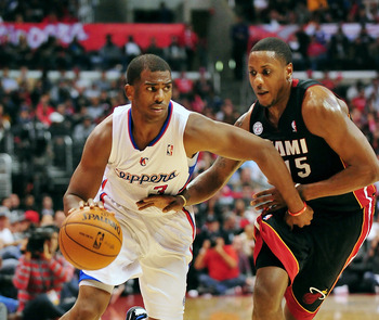 Chris Paul has a tendency to take over games against Miami.